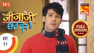 Jijaji Chhat Per Hai - Ep 11 - Full Episode - 23rd January, 2018