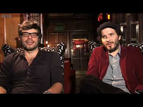 Flight of the Conchords BBC Comedy Exclusive Interview