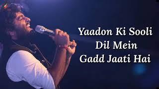Wafa Ne Bewafai Lyrics - Arijit Singh, Neeti Mohan, Suzanne D'Mello