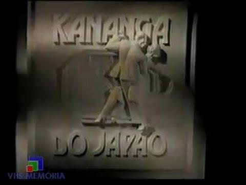 Kananga do Japão 1989 - Rede Manchete - Trecho Inicial