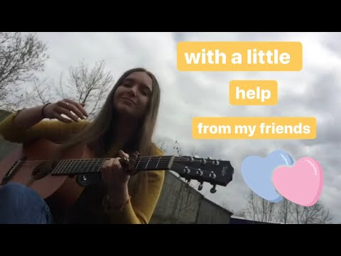 With A Little Help From My Friends (the Beatles) | Elsie Miles