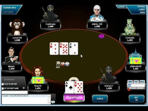 Water Boat Poker Strategy: Advanced Railbirding Strategies (#36)