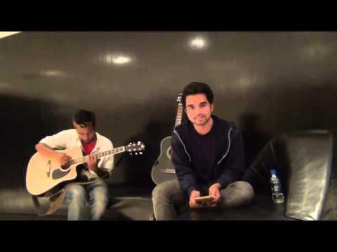 Abhishek Arya - Sooraj Dooba Hain - Acoustic Cover