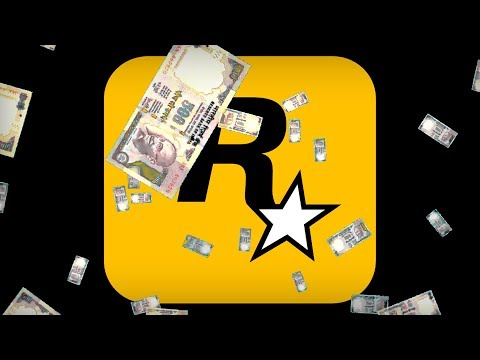 Rockstar Games In A Nutshell