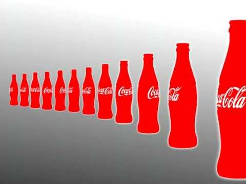 Coke Can-Can Dance