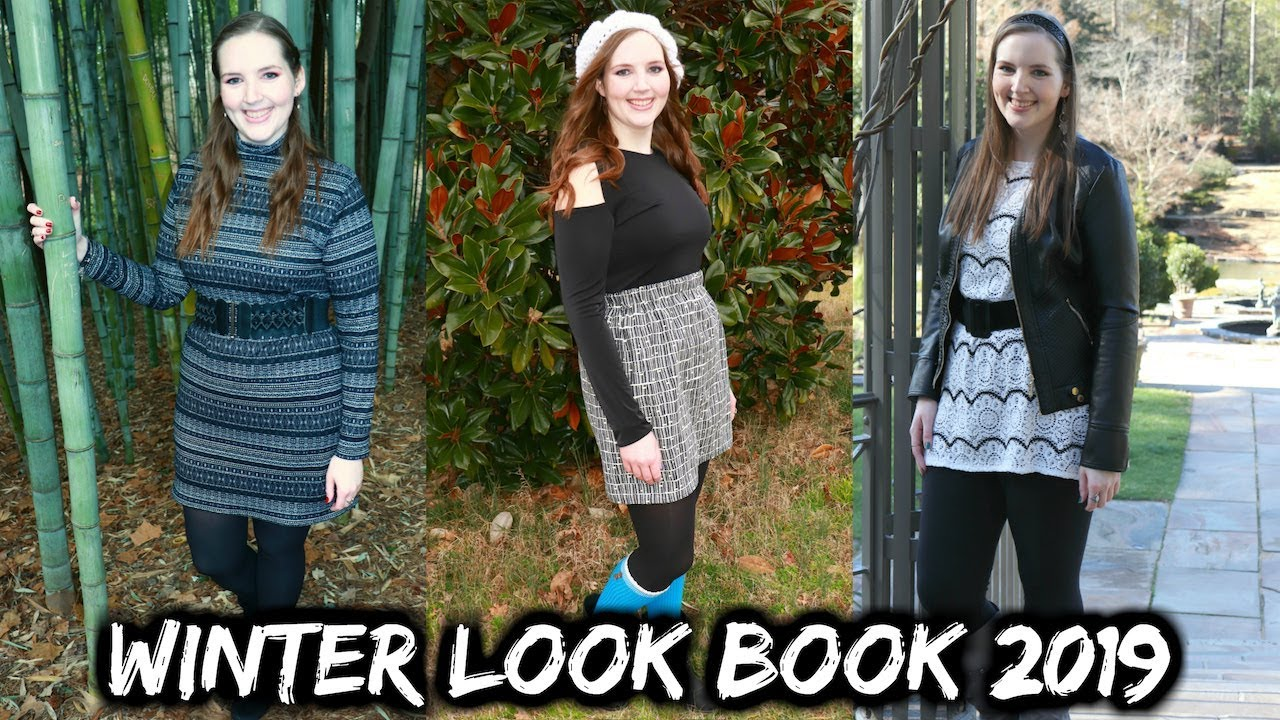 Winter Fashion Lookbook 2019 | Cinematic Style Look Book Video 2