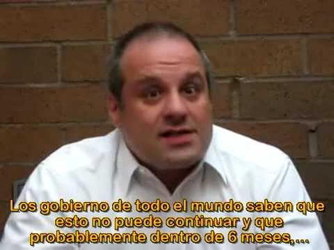 Hal Turner muestra el Amero Sub Español