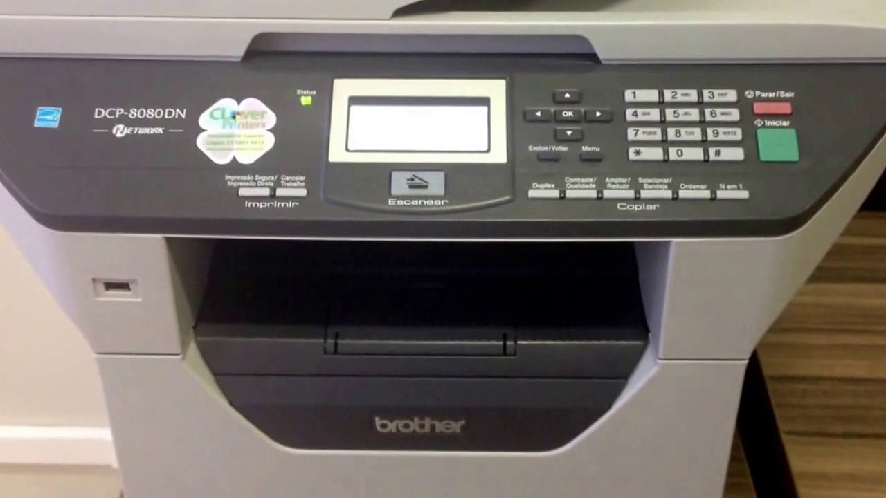 BROTHER DCP 8080 DRIVER WINDOWS
