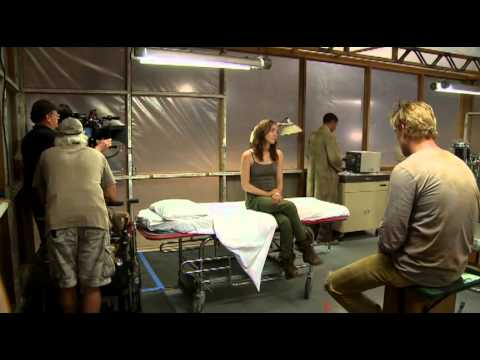 The Host (2013) [Behind The Scenes I]