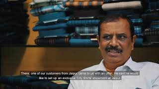 Federal Bank - Dreams Unlimited - Story of City Shirts