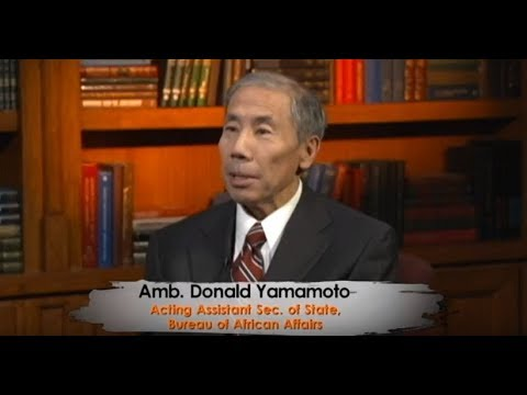 Amb. Yamamoto Talks about  the Deepening of US-Africa Relations and the Future of the Continent