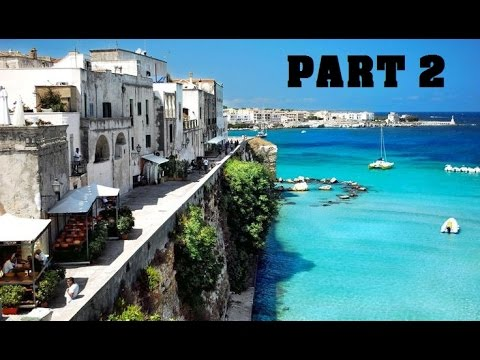 SALENTO Coast **Part 2** ITALY, Summer