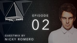 Arno Cost - When In Paris 2 - Guest mix by Nicky Romero - 22.01.15