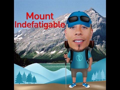 INCREDIBLE MOUNT INDEFATIGABLE SCRAMBLE!