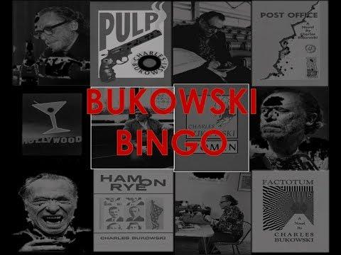 Bukowski Bingo | February TBR