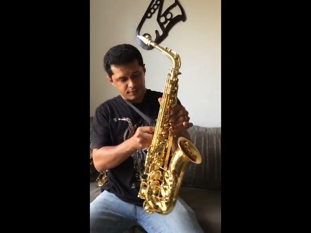 Saxofone Yamaha YAS26, 62G1, 62III e 82Z