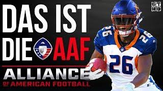 Ist die AAF besser als die NFL? Das ist die neue Football Liga AAF und so funktioniert sie!