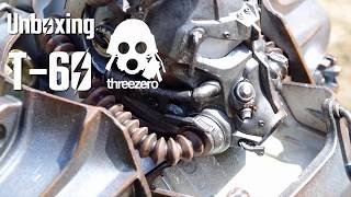 Unboxing of the T-60 from FallOut 4 by ThreeZero