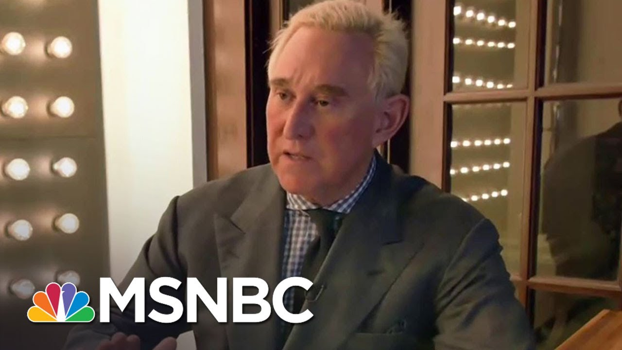 Roger Stone believed morality was weakness. His downfall was ...