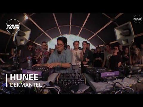 Hunee Boiler Room x Dekmantel Festival DJ Set