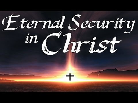 THE ULTIMATE SECURITY - THE BLESSED ASSURANCE