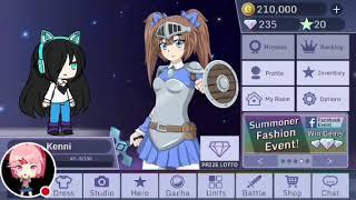 Делаем персонажей DDLC в аниме игре чит.опис