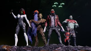 Marvel's Guardians of the Galaxy - Trailer Ufficiale