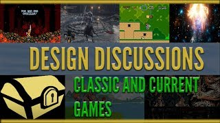 Game Design Discussions: Playing Castlevania 2 Simon's Quest, Infinifactory and More