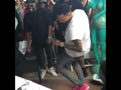 Chris Brown- Questions official dance video