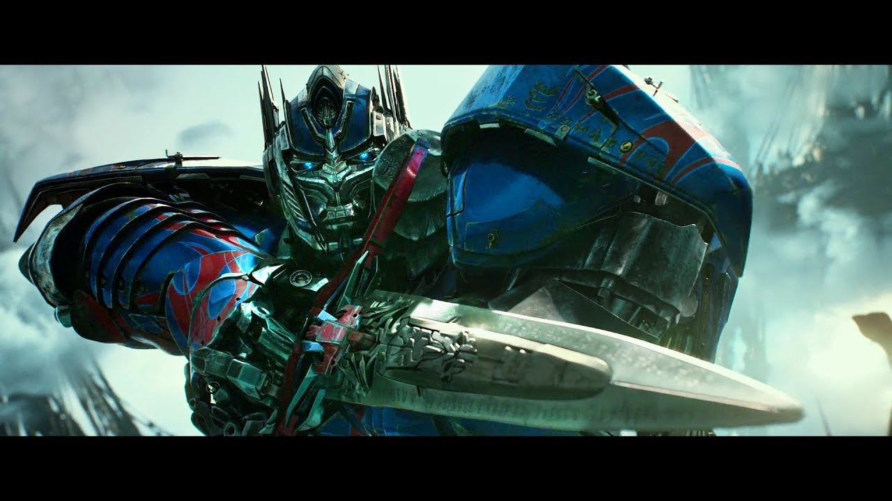 Transformers 5 All Transformations Hd