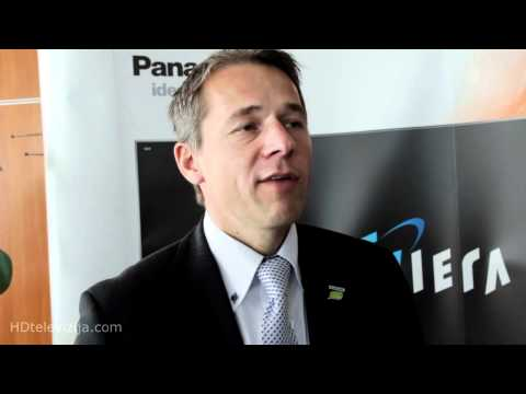 HDtelevizija interview: Attila Rippel (Panasonic)