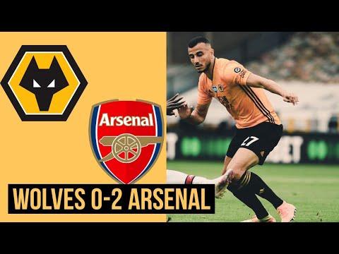 Wolves 0-2 Arsenal (მიმოხილვა)