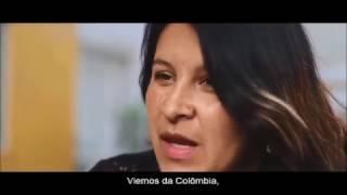 Sonia y su familia comienzan de nuevo en Perú