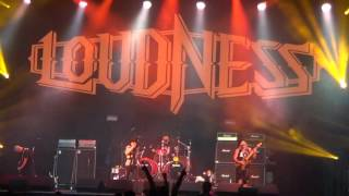Watch Loudness The King Of Pain video