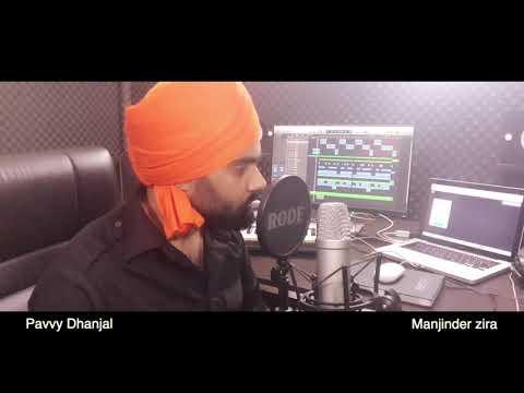 Satgur Nanak  Pavvy Dhanjal  Manjinder Zira  Latest Studio Live 2018