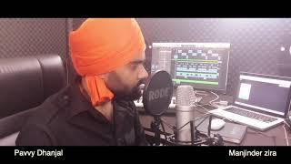 Satgur Nanak || Pavvy Dhanjal || Manjinder Zira || Latest Studio Live 2018