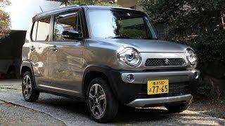 スズキ 新型ハスラー【オーナーズ◆アイ】詳細検証 thumbnail