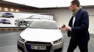 2015 Audi TT - Design Process | AutoMotoTV Deutsch