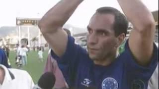 Edmundo (Cruzeiro) x Romário (Vasco) [2001]