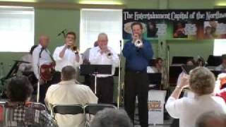 Tacoma Jazz and Blues Festival 2009 - Rich Wetzel with Johnny Lewis Big Band on Cherry Pink