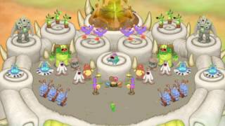 My Singing Monsters - Angry Birds Theme (Full Song) (Composer Island)
