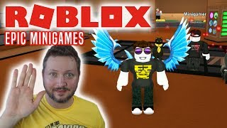 JEG ER EN VINDER! - Roblox Epic Minigames Dansk