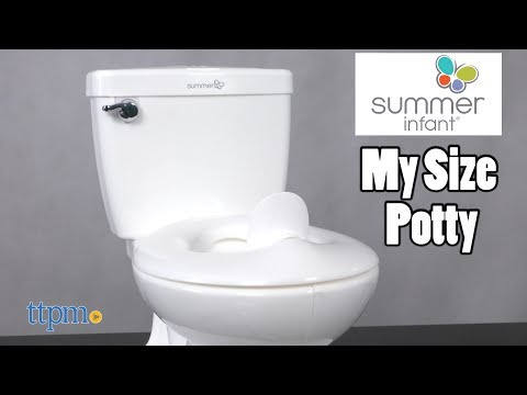 My Size Potty From Summer Infant