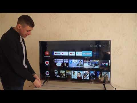"""Телевизор Xiaomi Mi TV 4S 43"""" - полный обзор и ответы на вопросы.."""