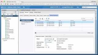 Середовища з VMware vSphere 6.0 - настройка реплікації віртуальної машини