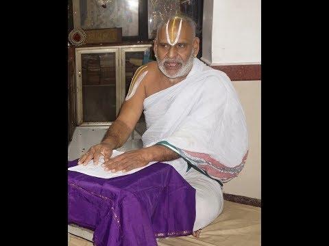4 Sep 2018 Part (1) Upanyasam Avatara Rahasyam Sri.U.Ve.Urupattur Rajagopalachariar