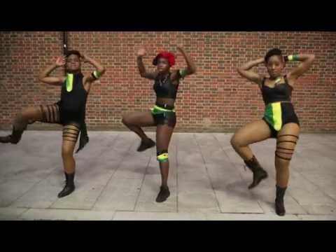 MLM DANCERS Jamaica Independence Dance Mix- Soca Dancehall Choreography (Inc Bob Marley,Chronixx)