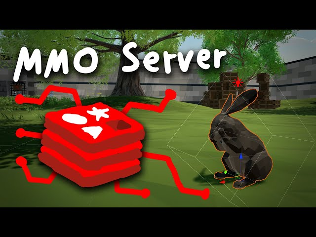 Unity Multiplayer/MMO Game - Game Devlog #3