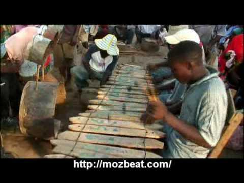 VALIMBA - Instrumento tradicional de Moçambique