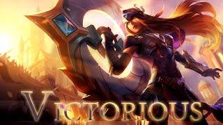 League of Legends: Victorious Sivir (Skin Spotlight)